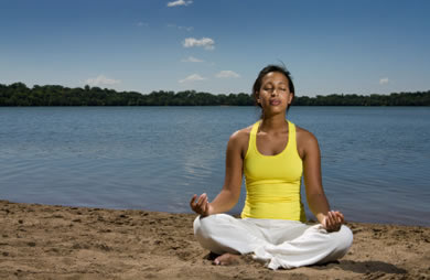 meditate_beach_woman