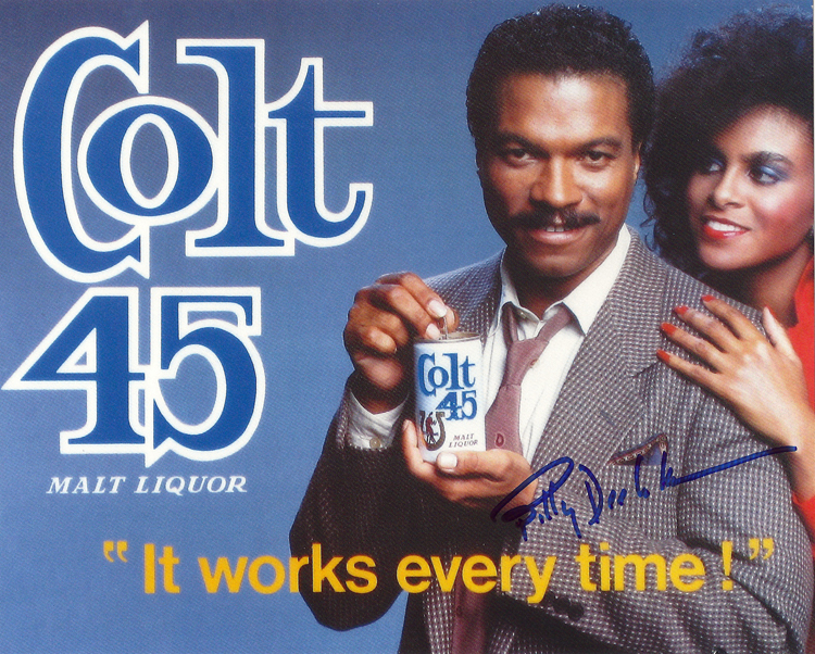 Billy Dee Colt 45