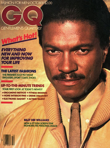 Billy Dee- GQ