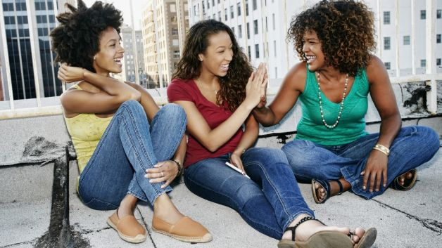 black-women-friendship
