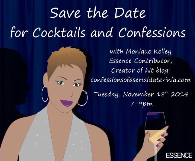 Cocktails and Confessions- Save the Date
