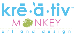 Kre-a-tive Monkey Art & Design